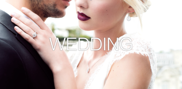 Hair & makeupartist Trine Juel wedding