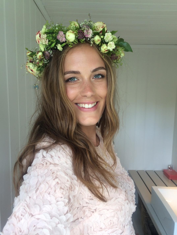 Beauty.flower crown