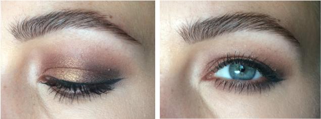 Beauty-Intence warm eyemakeup & liner